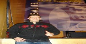 Pedro_tomas 38 years old I am from Mazarron/Murcia, Seeking Dating Friendship with Woman