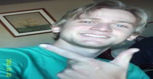 Clayton_ismael 34 years old I am from Medianeira/Parana, Seeking Dating Friendship with Woman