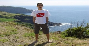 Freeze.ja 41 years old I am from Angra do Heroísmo/Isla Terceira, Seeking Dating Friendship with Woman