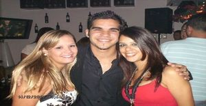 Edgar_jr95 31 years old I am from Caracas/Distrito Capital, Seeking Dating Friendship with Woman