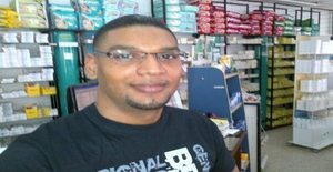 Latino_soltero 38 years old I am from Santiago/Santiago, Seeking Dating Friendship with Woman