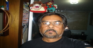 Blackeagle69 64 years old I am from Tijuana/Baja California, Seeking Dating Friendship with Woman