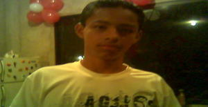 Axel_ 28 years old I am from Santo Domingo/Pichincha, Seeking Dating Friendship with Woman