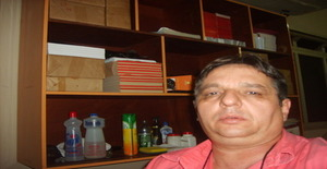 Carvalhopauloric 60 years old I am from Sao Paulo/São Paulo, Seeking Dating Friendship with Woman