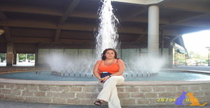 Patagoncita 45 years old I am from Santiago/Region Metropolitana, Seeking Dating Friendship with Man