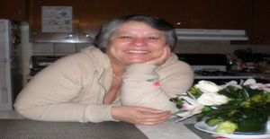 Ana51 67 years old I am from New York/New York State, Seeking Dating Friendship with Man