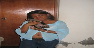 Sol.ledesma 29 years old I am from Santo Domingo/Distrito Nacional, Seeking Dating Friendship with Man