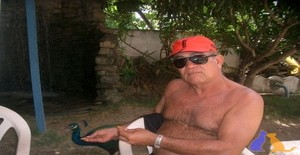 Wil11444 67 years old I am from Campo Formoso/Bahia, Seeking Dating Friendship with Woman