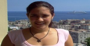Cuban_star 32 years old I am from Ciudad de la Habana/la Habana, Seeking Dating Friendship with Man