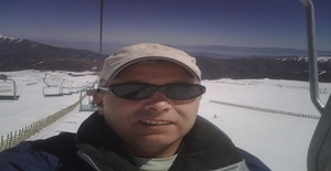 Elhulmo 56 years old I am from Santiago/Region Metropolitana, Seeking Dating with Woman
