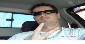 Fabio-bh 38 years old I am from Belo Horizonte/Minas Gerais, Seeking Dating Friendship with Woman