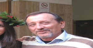 Uomotranquillo 68 years old I am from Roma/Lazio, Seeking Dating Friendship with Woman