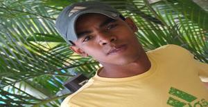Johansel 34 years old I am from Santo Domingo/Distrito Nacional, Seeking Dating with Woman