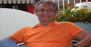 Gianni1 64 years old I am from Nápoles/Campania, Seeking Dating with Woman