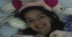 Marjo80 38 years old I am from Ciudad Del Este/Alto Parana, Seeking Dating Friendship with Man
