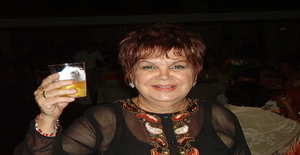Kasssandra20 70 years old I am from San Antonio de Los Altos/Miranda, Seeking Dating with Man