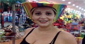 Venezolana_2106 41 years old I am from Puerto Ordaz/Bolivar, Seeking Dating Friendship with Man