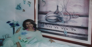 Liliana49729 57 years old I am from Barranquilla/Atlantico, Seeking Dating with Man