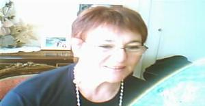 Aziza103 72 years old I am from Santiago/Región Metropolitana, Seeking Dating Friendship with Man