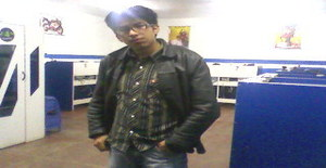 Romantico.amor 33 years old I am from Arequipa/Arequipa, Seeking Dating Friendship with Woman
