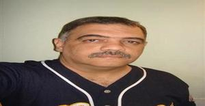 Alexviajero 58 years old I am from Caracas/Distrito Capital, Seeking Dating Friendship with Woman