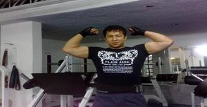 Leoncito23 33 years old I am from Quito/Pichincha, Seeking Dating with Woman