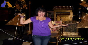 Blancaceci 65 years old I am from Panama City/Panama, Seeking Dating Friendship with Man
