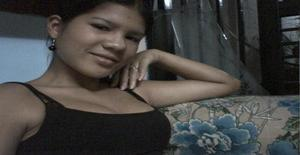 Nayjesy 27 years old I am from Puerto Ordaz/Bolivar, Seeking Dating Friendship with Man