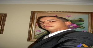 Elromantico2189 30 years old I am from Santiago/Santiago, Seeking Dating Friendship with Woman