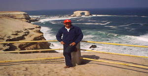 Andre744 44 years old I am from Valparaíso/Valparaíso, Seeking Dating Friendship with Woman