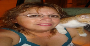 Conny_cat 64 years old I am from Viña Del Mar/Valparaíso, Seeking Dating Friendship with Man