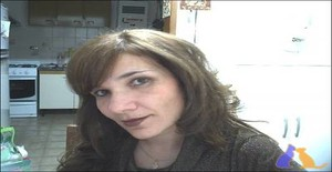 Pituka68 49 years old I am from Rio Tercero/Córdoba, Seeking Dating Friendship with Man