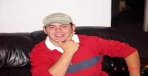 Rulito_27 37 years old I am from Mexico/State of Mexico (edomex), Seeking Dating Friendship with Woman