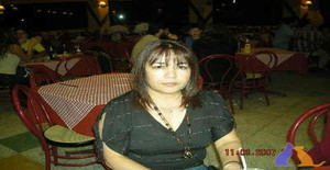 Sinpatiquisima 57 years old I am from Santiago/Región Metropolitana, Seeking Dating Friendship with Man