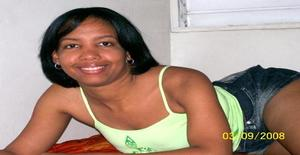 Yahiris 38 years old I am from Santo Domingo/Santo Domingo, Seeking Dating Friendship with Man