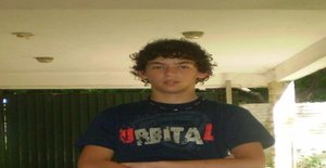 Javi 28 years old I am from Asuncion/Asuncion, Seeking Dating Friendship with Woman