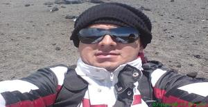 Elrikikito 38 years old I am from Quito/Pichincha, Seeking Dating Friendship with Woman