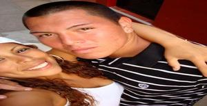 Tebancito 27 years old I am from Lima/Lima, Seeking Dating Friendship with Woman