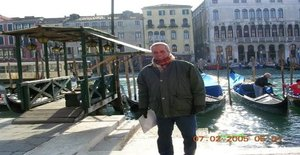 Venesian 66 years old I am from San Antonio de Los Altos/Miranda, Seeking Dating Friendship with Woman