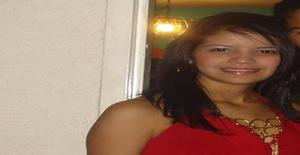 Jessita007 28 years old I am from Puerto Ordaz/Bolivar, Seeking Dating Friendship with Man