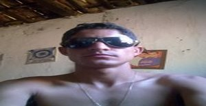 Vanderleymoa 33 years old I am from Monte Azul/Minas Gerais, Seeking Dating Friendship with Woman