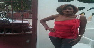 Cristina2404 55 years old I am from Santo Domingo/Distrito Nacional, Seeking Dating Friendship with Man