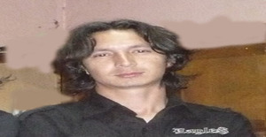 Enrydrummer 34 years old I am from Ciudad Del Este/Alto Parana, Seeking Dating Friendship with Woman