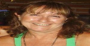 Marce1956 62 years old I am from Buenos Aires/Buenos Aires Capital, Seeking Dating Friendship with Man