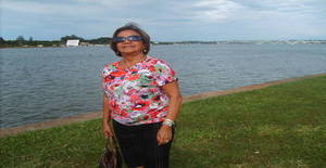 Jovemlinda 61 years old I am from Brasilia/Distrito Federal, Seeking Dating Friendship with Man