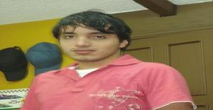 Edu860617 32 years old I am from Bogota/Bogotá dc, Seeking Dating Friendship with Woman