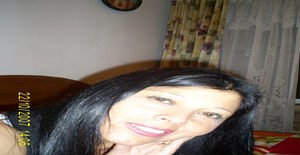 Negravioleta 60 years old I am from Santiago/Region Metropolitana, Seeking Dating Friendship with Man