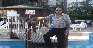 Mesias1954 64 years old I am from Barcelona/Cataluña, Seeking Dating Friendship with Woman