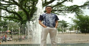 Juss12 44 years old I am from Bogota/Bogotá dc, Seeking Dating Friendship with Woman