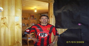 Chaloquin 45 years old I am from Santiago/Región Metropolitana, Seeking Dating Friendship with Woman